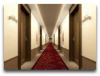 отель Rixos Borjomi: Коридор отеля