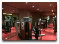 отель Rixos Borjomi: Тренажерный зал