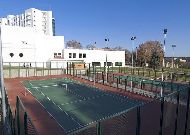 отель Rixos Prykarpattya Hotel: Теннисные корты