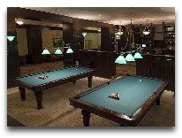 отель Rixos Prykarpattya Hotel: Бильярдная