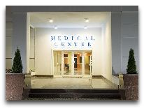 отель Rixos Prykarpattya Hotel: Медицинский центр