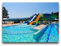отель Rixos Prykarpattya Hotel: Открытый бассейн