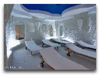 отель Rixos Prykarpattya Hotel: Соляная пещера