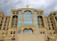 отель Rixos Quba Azerbaijan: Фасад отеля