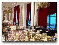 отель Quba Palace: Холл
