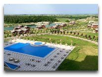 отель Quba Palace: Номер Делюкс Dbl с видом на горы7