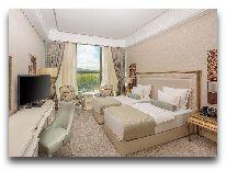 отель Quba Palace: Номер Deluxe с видом на горы