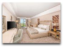 отель Quba Palace: Номер Junior Suite с видом на озеро
