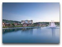 отель Quba Palace: Территория