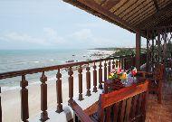 отель Rock Water Bay: Deluxe Beach Front Villa - терраса