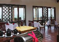 отель Rock Water Bay: Ресторан