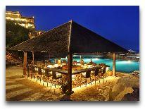 отель Rock Water Bay: Бар рядом с бассейном