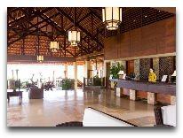 отель Romana Resort & Spa: Reception