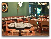 отель Rooms Tbilisi: Ресторан отеля