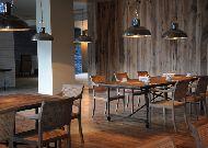 отель Rooms Kazbegi: Ресторан отеля