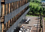 отель Rooms Kazbegi: Фасад отеля