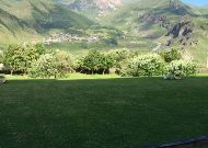 отель Rooms Kazbegi: Вид из отеля