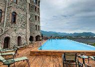 отель Royal Batoni: Басейн на територии