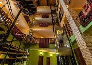 отель Royal Batoni: Холл отеля