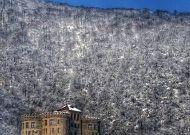 отель Royal Batoni: Отель зимой