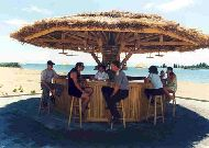 отель Royal Beach: На пляже