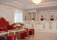 отель Royal Grand Hotel & Spa: Reception