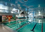 отель Royal Grand Hotel & Spa: Закрытый бассейн