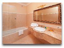 отель Royal Grand Hotel & Spa: Номер полулюкс - ванная