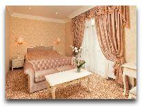 отель Royal Grand Hotel & Spa: Номер полулюкс