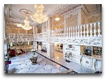 отель Royal Grand Hotel & Spa: Холл отеля