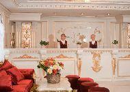 отель Royal Hotels and SPA Resorts Cezar: Reception