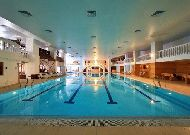 отель Royal Hotels and SPA Resorts Cezar: Закрытый бассейн