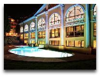 отель Royal Hotels and SPA Resorts Cezar: Фасад отеля