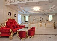 отель Royal Hotels and SPA Resorts Geneva: Reception