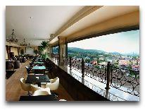 отель Royal Tulip Almaty: Веранда