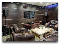 отель Royal Tulip Almaty: Комната отдыха