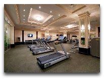 отель Royal Tulip Almaty: Фитнес