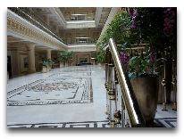 отель Royal Tulip Almaty: Холл