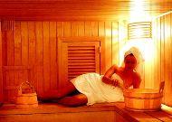 отель Park Hotel Roze: Сауна