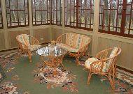 отель Park Hotel Roze: Терраса закрытая
