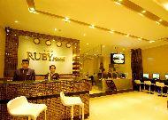 отель Ruby Nha Trang Hotel: Холл