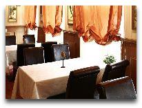 отель Rudninku Vartai: Ресторан
