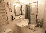 отель Русь: Ванная двухместного номера