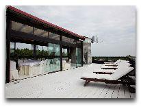 отель Русь: Roof-lounge