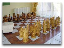 отель Русь: Шахматный зал