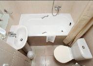 отель Русь Киев: Ванная в стандартном номере