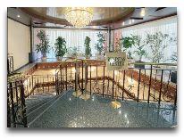 отель Русь Киев: Вход в бизнес-центр