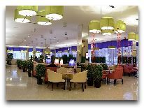 отель Russia: Кафе Сплетни