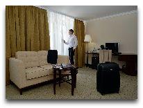 отель Russia: Номер Deluxe