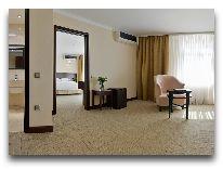 отель Russia: Номер Luxe
